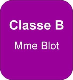 Mme Blot