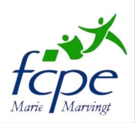 Logo FCPE évidé