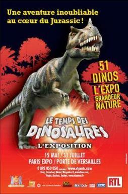 Temps des dinosaures