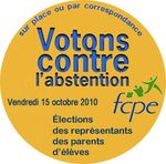 Votons contre l'absention