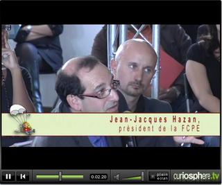 JJ Hazan FCPE devoirs maison