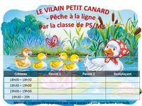 3. Le vilain petit canard - PSMS