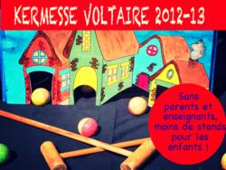 Kermesse Voltaire 2013