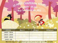 1. Le petit Chaperon Rouge - PS1