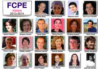 équipe FCPE