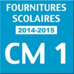 Liste fourniture 2012 CM1