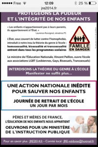 Tract contre ABCD