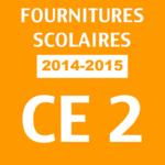 Liste fourniture 2012 CE2 copie copie