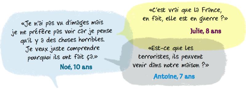Astrapi répondre aux enfants terrorisme