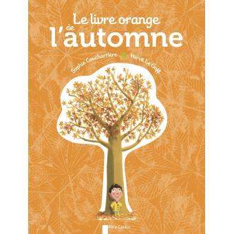 Le-livre-orange-de-l-automne