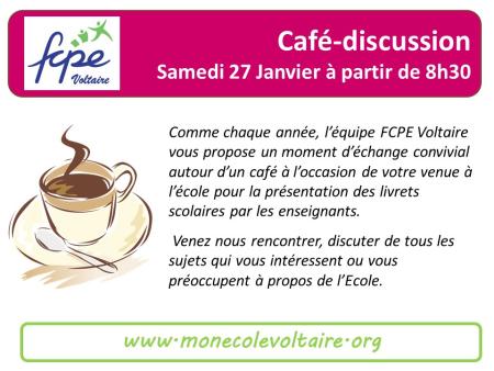 Café discussion 27Jan18