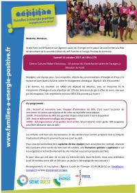 Invitation lancement défi FAEP_2017-2018