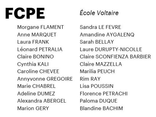 Bulletins FCPE Voltaire 2019-20v2