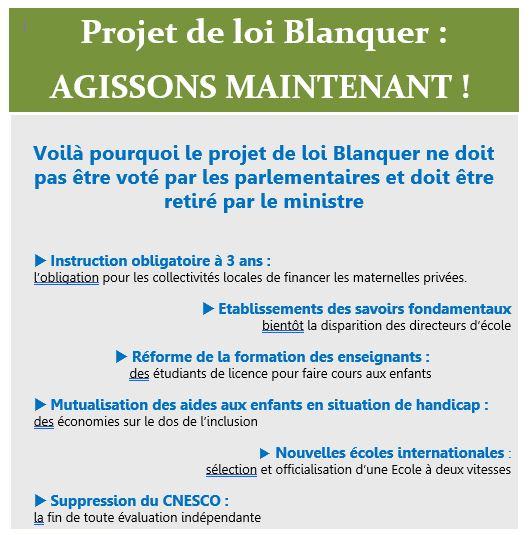 Loi Blanquer