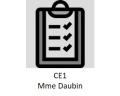 CE1 icône