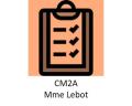 CM2A icône