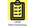 CM2B icône